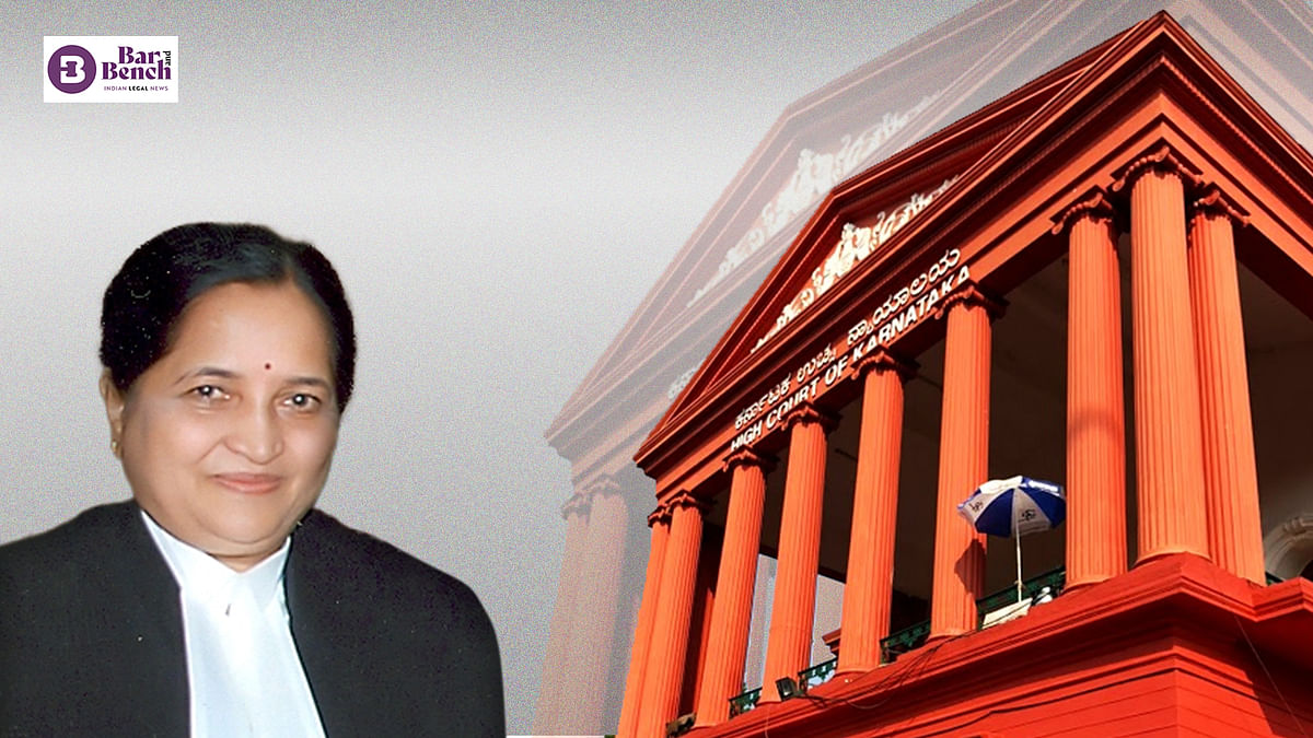 Bribery case: Karnataka High Court issues notice in plea for probe against Justice BS Indrakala