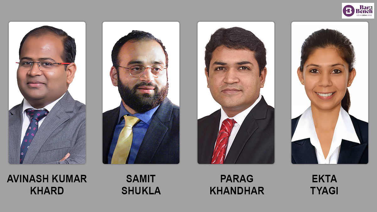 DSK Legal makes 3 Partners and 1 Associate Partner