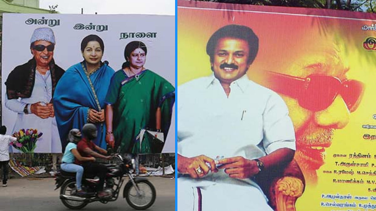 Banners, cutouts, etc. of political leaders for temporary events a menace: Madras High Court