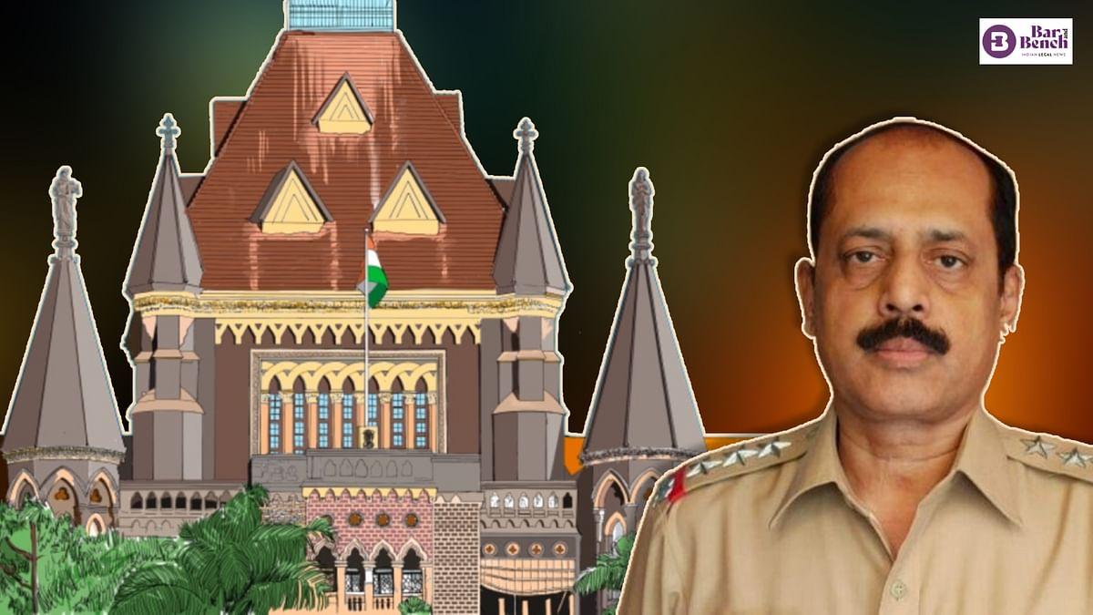 Sachin Waze moves Bombay High Court seeking house arrest in explosive-laden SUV case