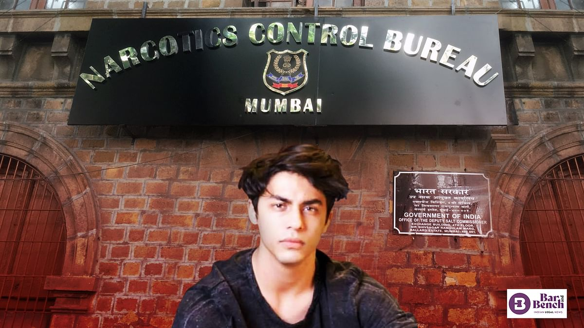 Aryan Khan influential; will tamper with evidence, flee justice if granted bail: NCB to Mumbai court