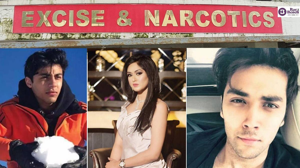 [BREAKING] Cruise ship drug raid: Shahrukh Khan son Aryan Khan, others remanded to NCB custody till October 4