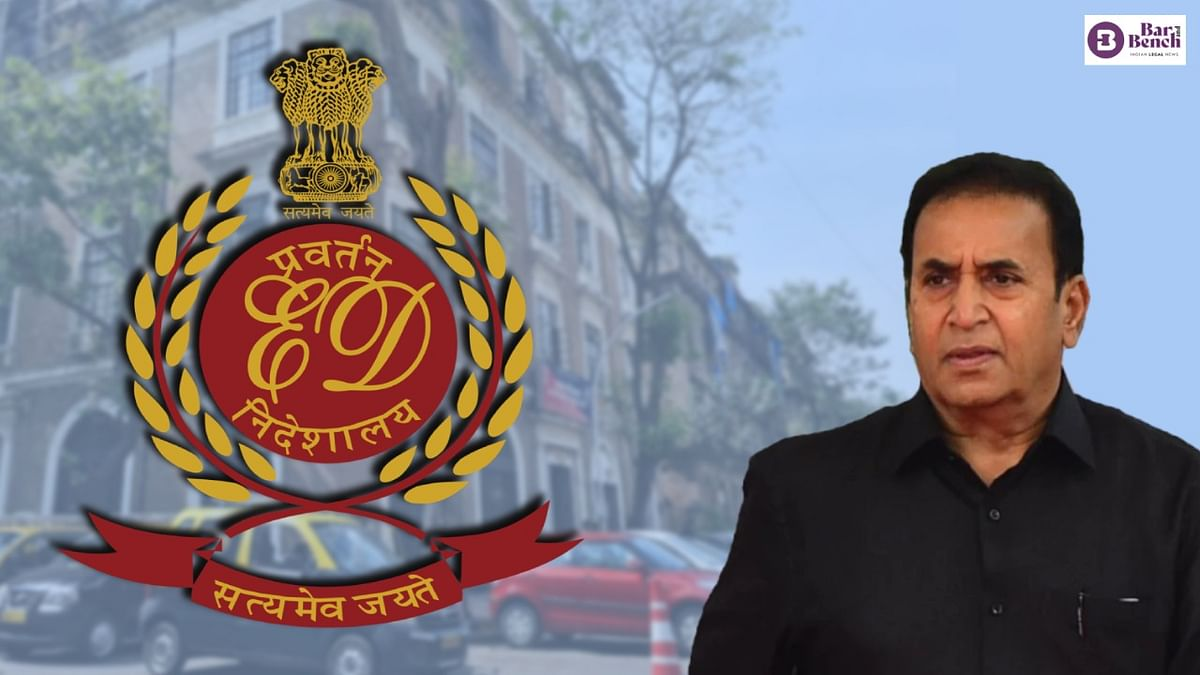 Mumbai Court issues process against Anil Deshmukh on criminal complaint by ED