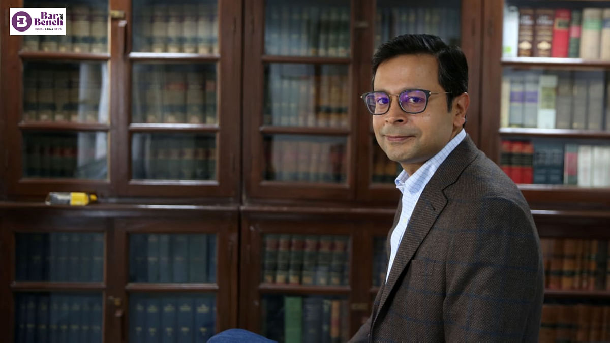 The art is to know and to give what the judge wants: Senior Advocate Siddhartha Dave [Part 1]