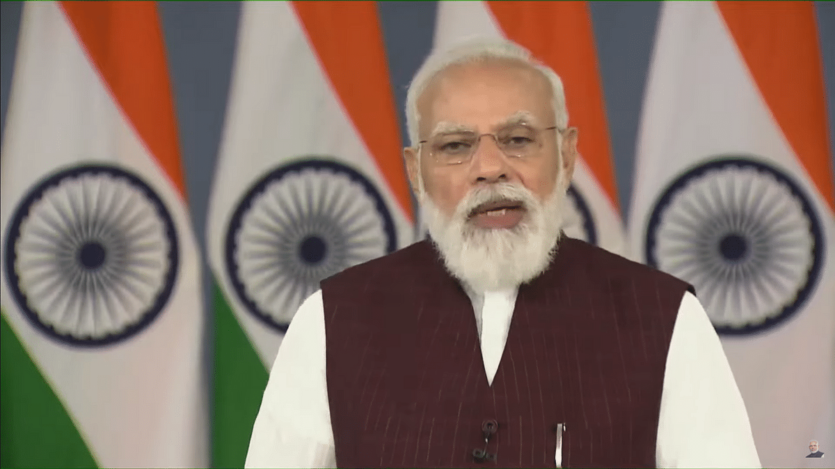 Be careful of people selectively highlighting human rights violations to tarnish country's reputation: PM Narendra Modi
