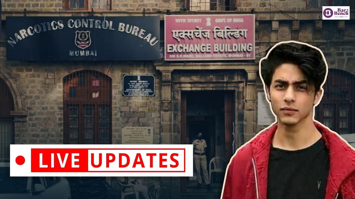 Aryan Khan remand hearing in NDPS case [LIVE UPDATES from Mumbai court]