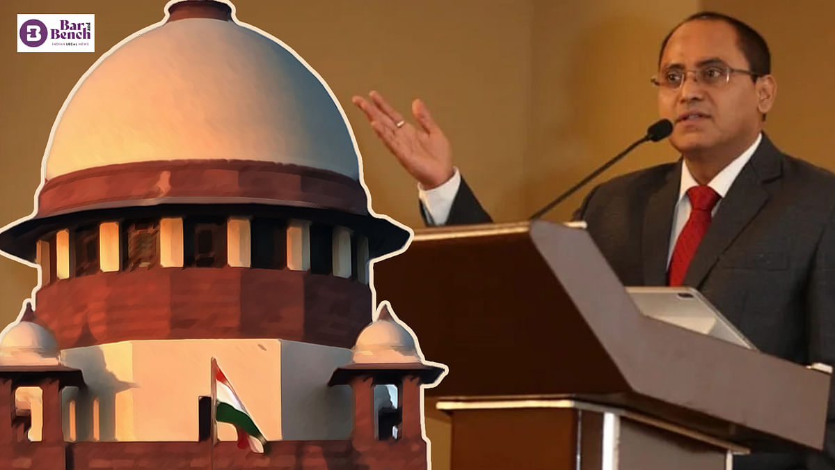 Justice Dama Seshadri Naidu who resigned as Bombay High Court judge returns to law practice