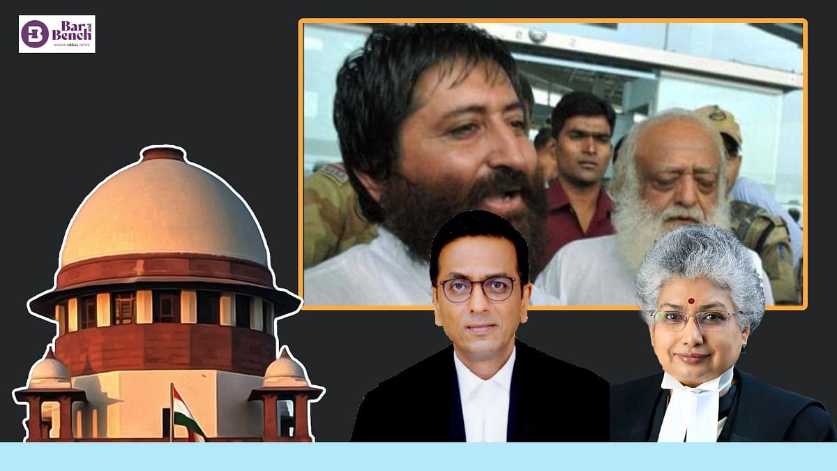 No absolute legal right to furlough: Supreme Court rejects furlough request of rape convicted Godman Narayan Sai