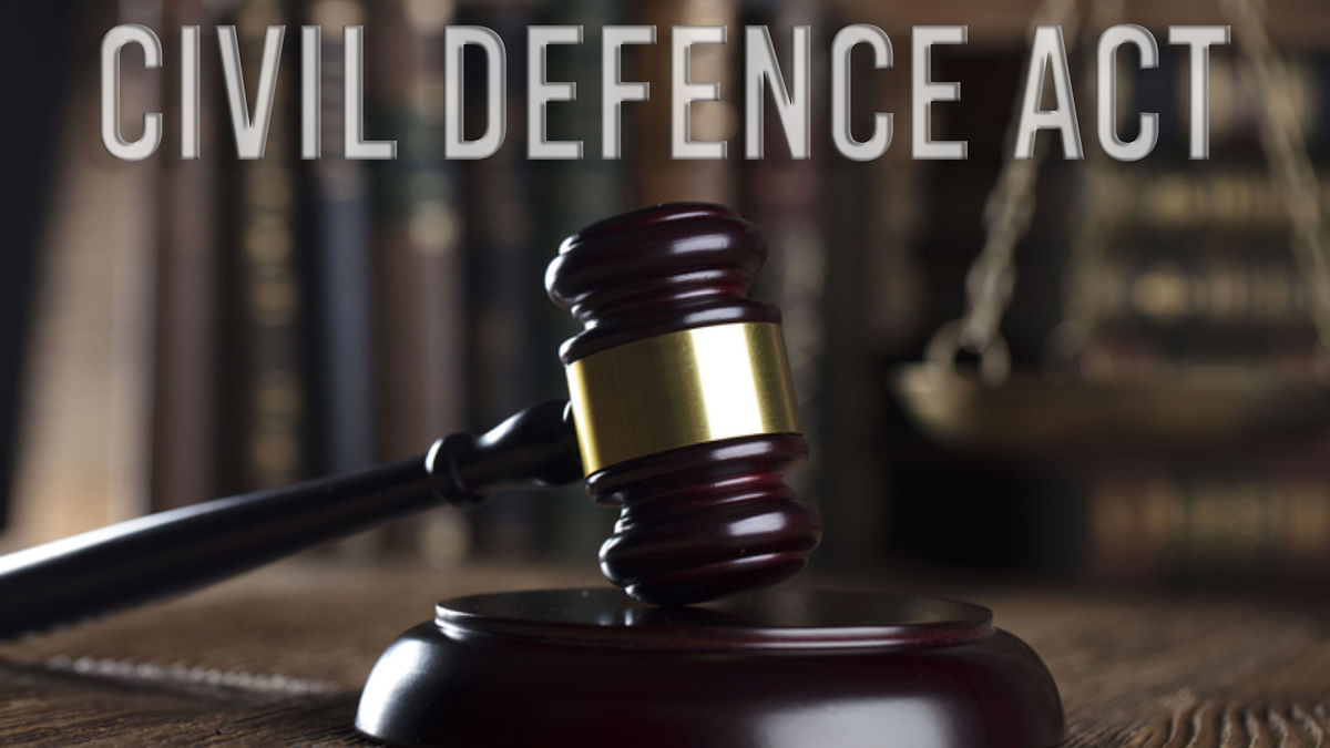 Delhi High Court seeks Central, Delhi govt response on plea challenging provisions of Civil Defence Act, 1968