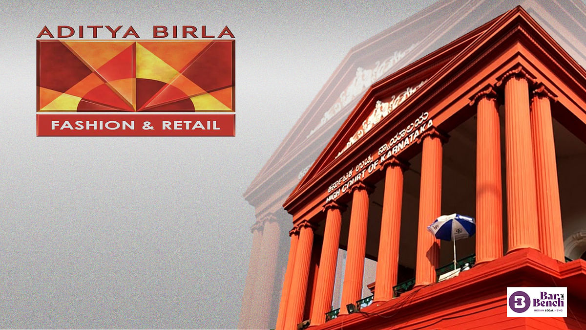 Karnataka High Court restrains Aditya Birla Fashion from selling sanitary undergarments patented by Yashram Lifestyle
