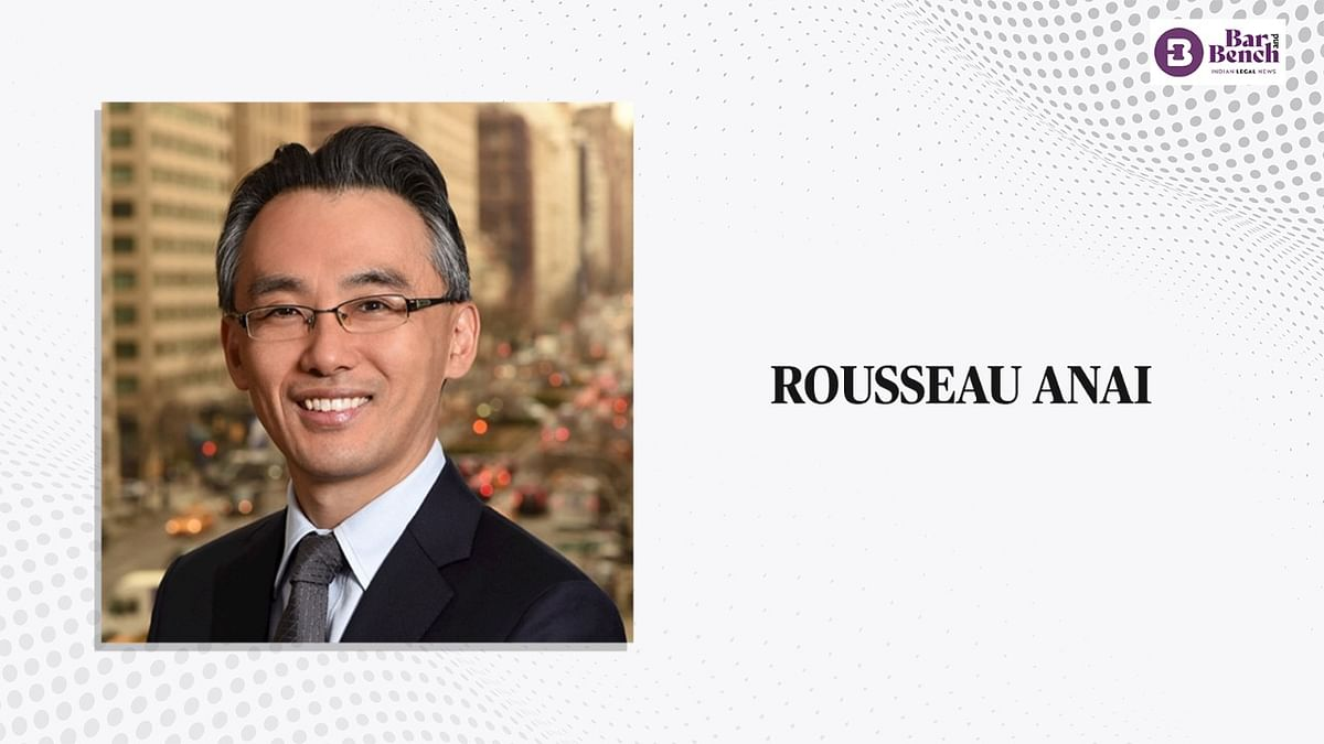 We look at interns as potential next generation leadership of an organization: Rousseau Anai, Ex-Head of Asia Pacific, Cantor Fitzgerald