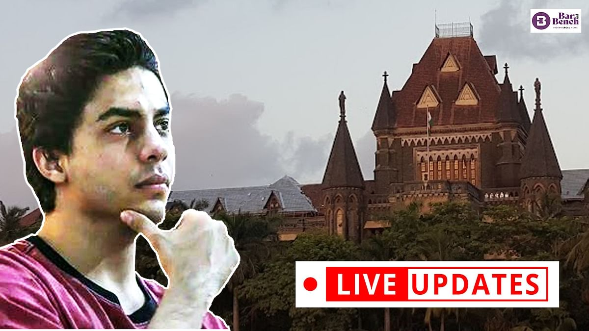 Aryan Khan appeal to be heard on October 26: LIVE UPDATES from Bombay High Court