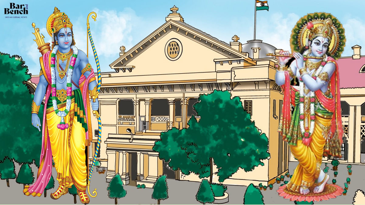 """""""Culture of India incomplete without Lord Ram:"""" Allahabad High Court urges Parliament to enact law to honor Lord Ram, Lord Krishna"""