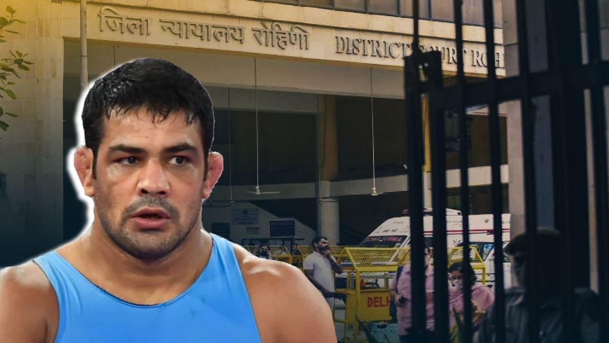 Wrestler Sushil Kumar moves Delhi Court seeking bail in murder case