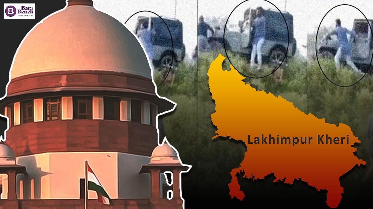 Lakhimpur Kheri: Supreme Court seeks status report from Uttar Pradesh govt on FIR, accused and arrests