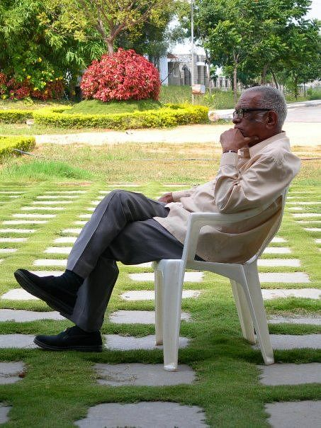 Obituary-Dr Vepa P Sarathi He Cannot be beat