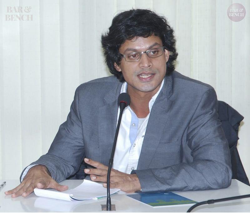 Shamnad Basheer awarded Infosys Science Foundation Prize 2014