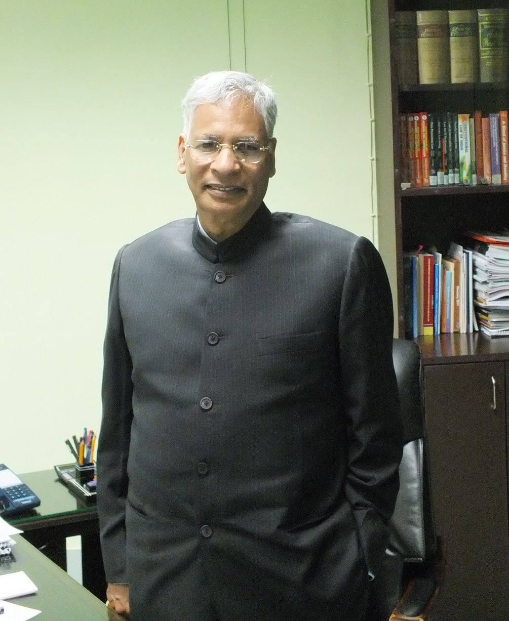 Interview with Justice (Retd) NN Mathur, Vice Chancellor at NLU Jodhpur