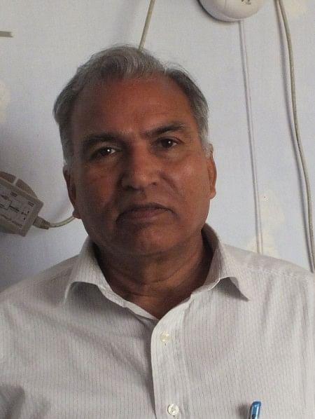 Prof. Krishnan Mahajan (NLU Odisha)