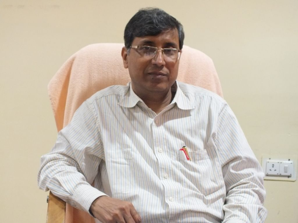 In Conversation Professor Dr NK Chakrabarti Director of KIIT Law School