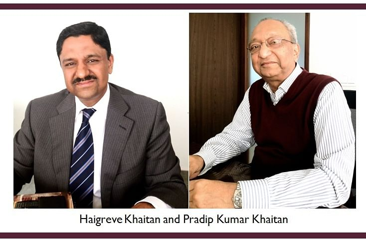 Conversation with Pradip Kumar Khaitan and Haigreve Khaitan