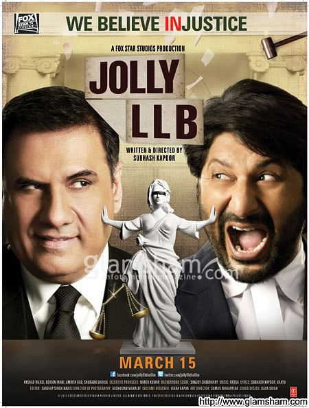 Delhi High Court declines to stay release of Jolly LLB Reserves order on Writ Petition filed by two lawyers