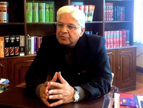 Ex-Law Minister Ashwani Kumar had filed a petition in the SC