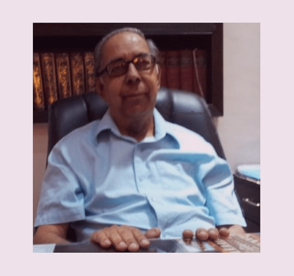 In Conversation with Senior Advocate and Advocate General BV Acharya
