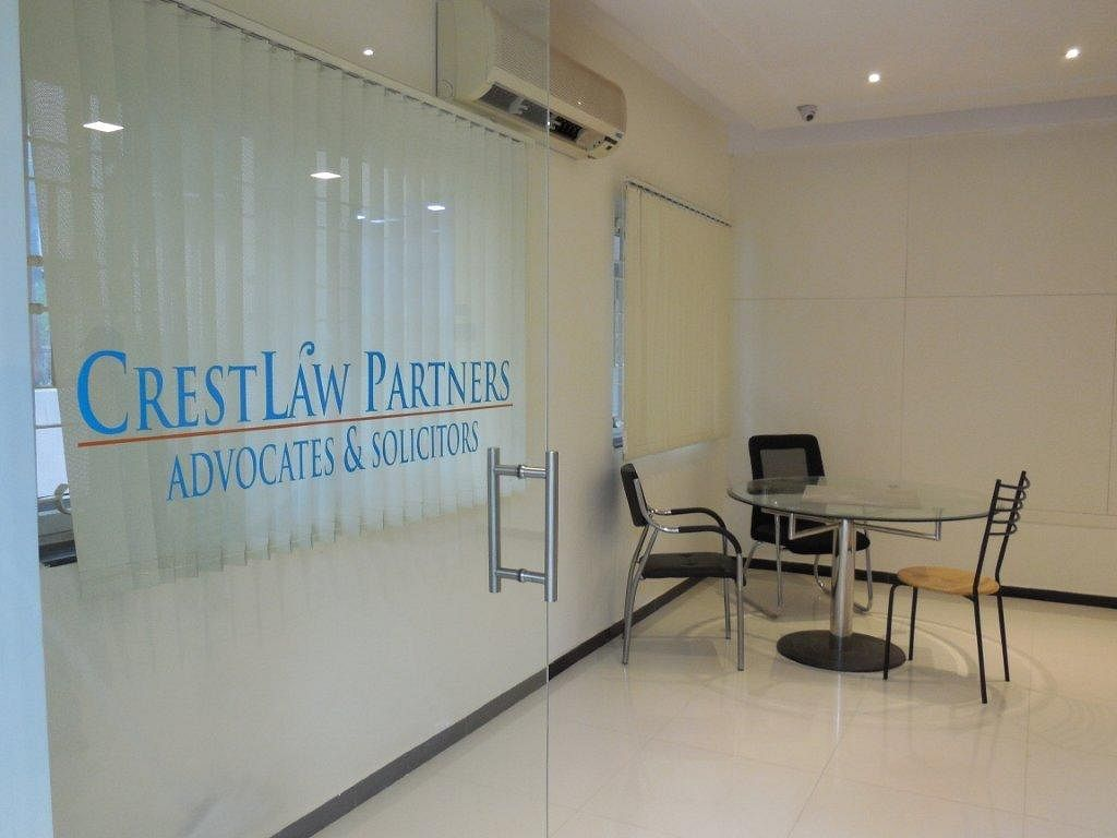 CrestLaw Partners moves to bigger office in Bangalore; Looking to open offices in Chennai and Hyderabad
