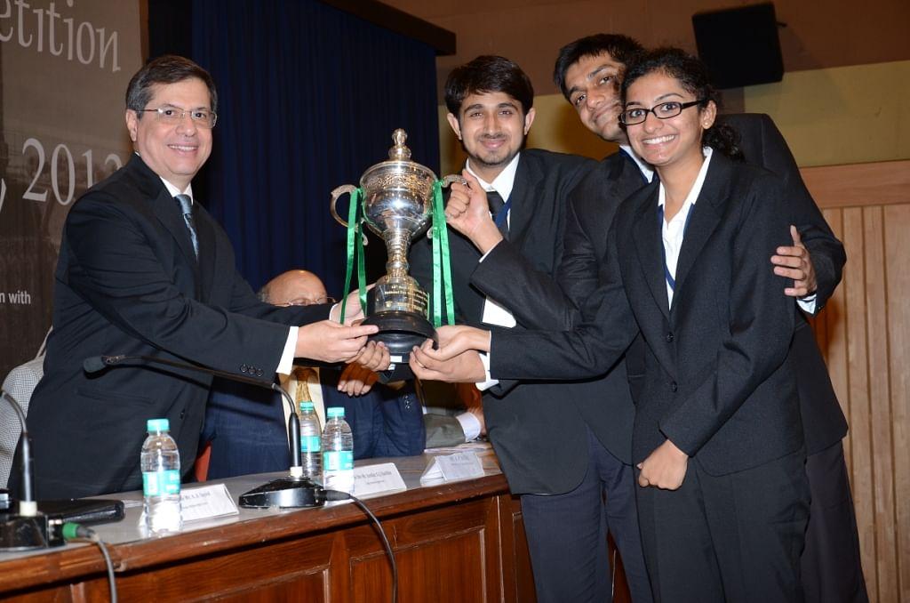 JGLS defeats SLS Pune in Nani Palkhivala Tax Moot; Law Centre 1 awarded Best Memo