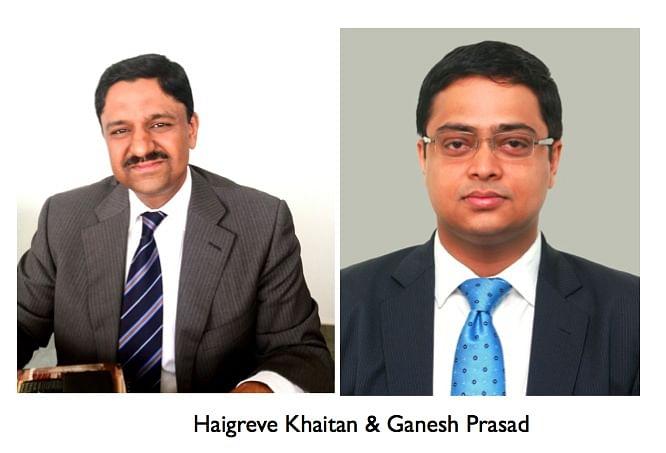 Dealmakers: Haigreve Khaitan and Ganesh Prasad