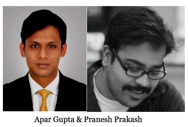 "Apar Gupta, Pranesh Prakash feature in Forbes India's ""30 under 30"" list; Both included in ""Law, Policy and Politics"" category"
