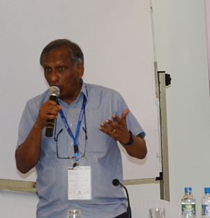 NLU-D Visiting Professor, Babu Mathew to be AAP's LS candidate from Bangalore North