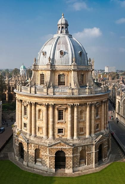Inter Alia : Of the Oxford India Moot and Other Things