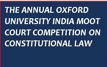 Participants allege gross mismanagement Oxford India Moot Court Competition; Organizers deny allegations, claim defamation