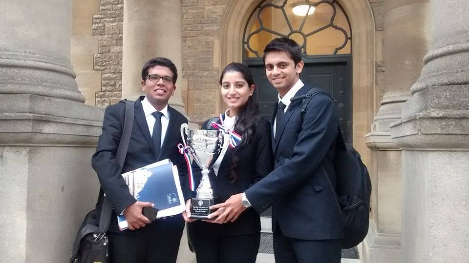 Jindal Global Law School beats University of Oxford to win Oxford Price Media Law Moot Court Competition