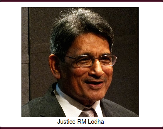 Justice RM Lodha appointed next Chief Justice of India, to take charge on April 27