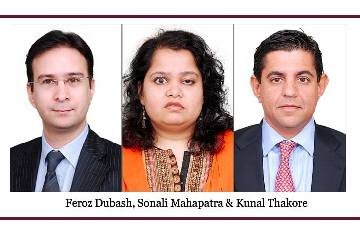 In Conversation with Feroz Dubash, Kunal Thakore and Sonali Mahapatra, Partners at Talwar Thakore & Associates