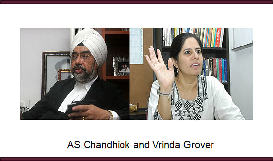 Heated exchange between Chandhiok and Vrinda Grover, Justice Swatanter Kumar  defamation suit adjourned to May 22