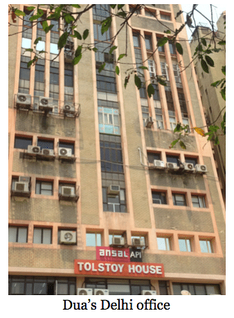 Dua Associates promotes Partners Dinesh Mathur, Vikram Dhokalia and Srinivas BR to Equity; Manager Jay Badola made Partner