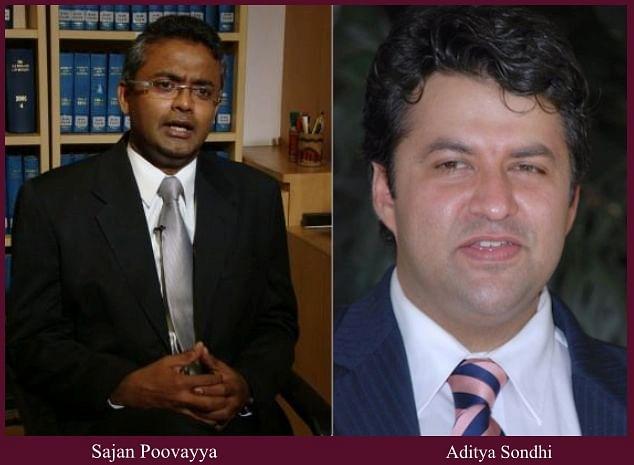 Aditya Sondhi, Sajan Poovayya, Shashi Kiran Shetty and Prabhuling Navadgi designated Senior Advocates by Karnataka High Court