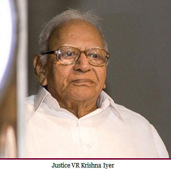"""Gopal Subramanium """"will be a tribute to Supreme Court"""": Justice VR Krishna Iyer"""