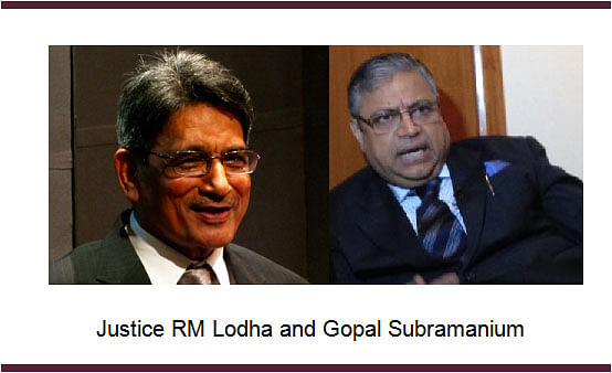 """""""I can assure and promise 1.2 billion people of India that there will be no compromise on the independence of judiciary"""", CJI Lodha's response in """"Gopal Gate"""""""