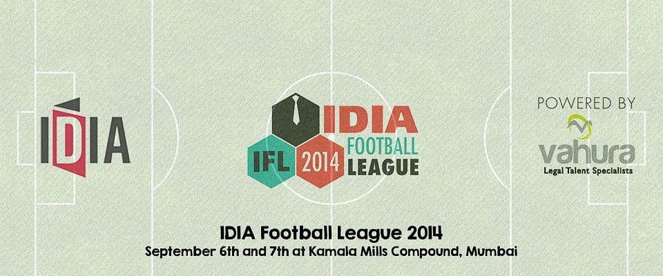 Innovative idea of IDIA: To host charity football tournament to raise money for IDIA Scholars