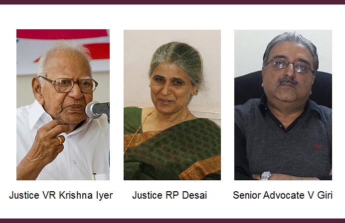 Letter purportedly written by Justice Krishna Iyer: Justices Ranjana Desai and NV Ramana recuse in matrimonial dispute, deprecates Party in person's conduct