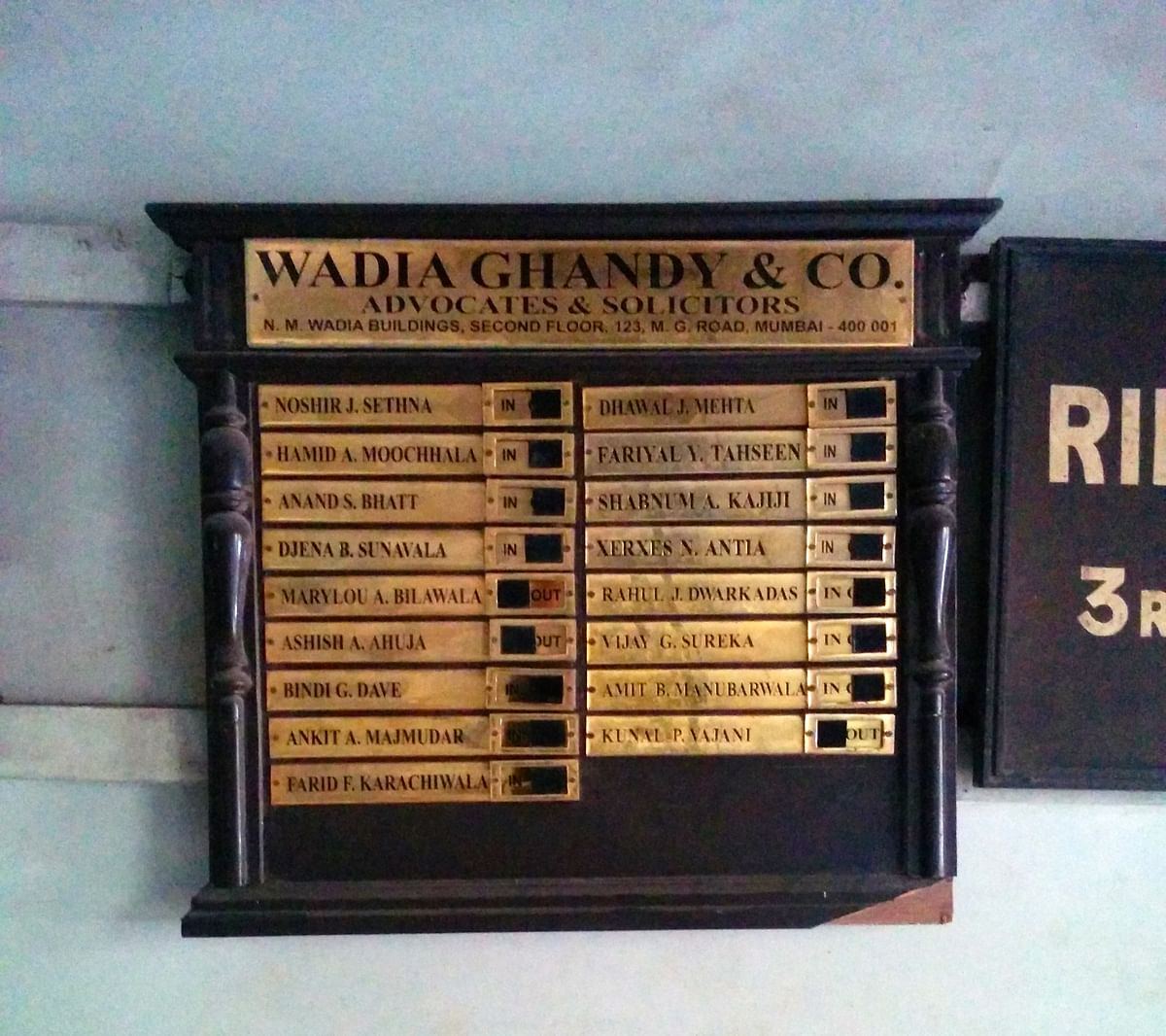 Wadia Ghandy Partner Ankit Majmudar resigns to join Platinum Partners; Wadia to close down Bangalore office