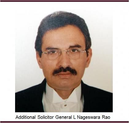 """ASG L Nageswara Rao resigns due to """"personal reasons""""; Will restart private practice from January 2015"""