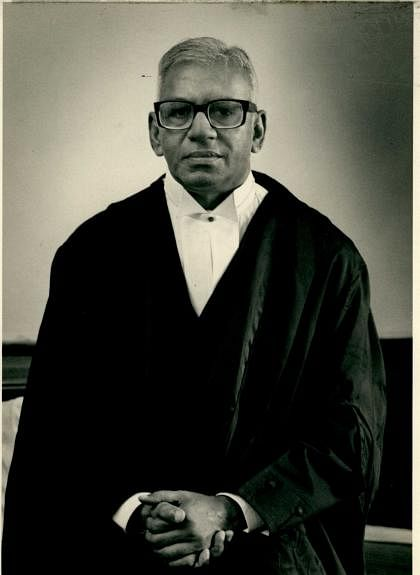 Justice VR Krishna Iyer is no more