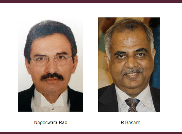 Supreme Court Seniors in Jaya appeal before Karnataka High Court; Nageswara Rao for Jaya, R Basant for Sasikala
