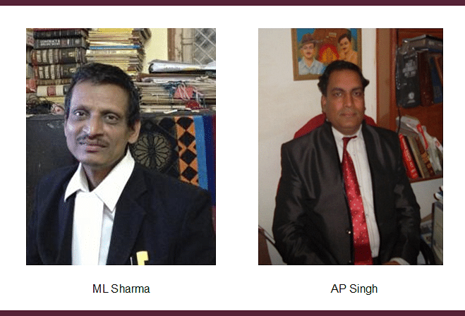 Supreme Court issues notice to ML Sharma and AP Singh in petition by SC Women Lawyers Association seeking debarment